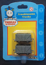 Thomas The Tank Engine - Shining Time Station - Troublesome Trucks By ERTL- NEW