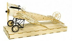 Holzbox - Micro Fokker E KIT