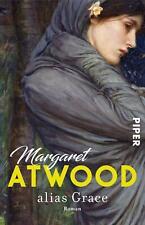 alias Grace von Margaret Atwood (Taschenbuch)