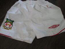 Wrexham  Home Football Shorts Size 2 Years waist  /bi