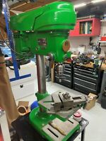 """Vintage South Bend 14"""" Drill Press"""