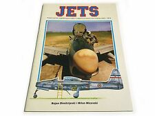 JETS - U.S. JET AIRCRAFTS IN YUGOSLAV AIR FORCE 1953-1974