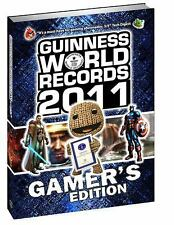 Guinness World Records Gamers Edition 2011 by BradyGames