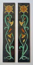 Victorian Tiles Fireplace Tiles Feature Tiles