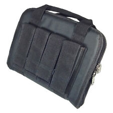 12 inch NexPak Soft Pistol Case Srb201Bk Black