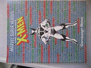Marvel superheroes -# the uncanny X-Men