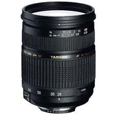 Tamron Zoom SLR Camera Lenses