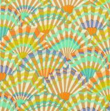 Rowan Kaffe Fassett Paper Fans Cotton Fabric PWGP143 Vintage Limited Edition BTY