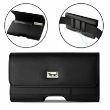 Reiko Samsung Galaxy Note 8,9 Leather Belt Clip Horizontal Pouch Holster Holder