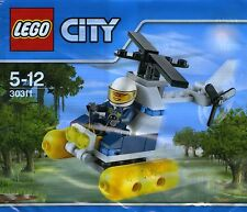 LEGO City #30311 - Swamp Police Helicopter - Collector 2015 - NEW - Sealed