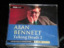 Alan Bennett - TALKING HEADS 2 - 3CDS - Set Caja - 1998 - BBC Audiolibros