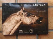 CHEVAUX par YANN ARTHUS-BERTRAND