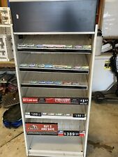 Smokless Tobacco Display Rack. Chew