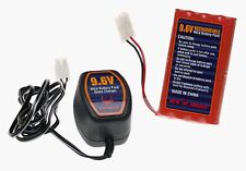New Bright 9.6V Rechargeable Battery Pack and Charger