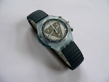 1999 Swatch watch Backbord Chronograph Alarm SON402