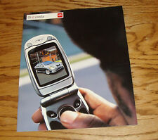 Original 2005 Toyota Corolla Sales Brochure 05