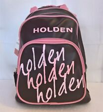 ~ Holden - RETRO BACKPACK BAG SHOULDER TRAVEL CAMERA UTILITY Holden no more