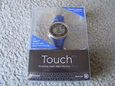 Brand New Oregon Scientific SE338M Gaiam Touch Strapless Heart Rate Monitor