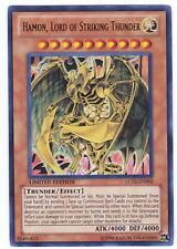 YUGIOH • Hamon Signore del Tuono Fragoroso LC02-EN002 • ULTRA RARA