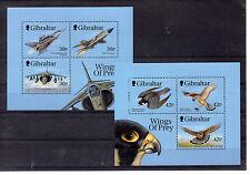 Gibraltar Aviones y Aves Rapaces año 1999 (BA-667)