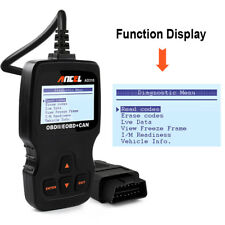 OBD2 Scanner Car Check Engine Fault Code Reader Diagnostic Live Data Ad310 Tool