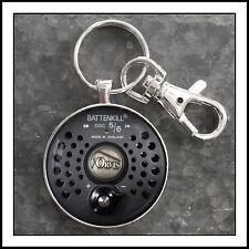 Vintage Orvis Battenkill fly fishing reel photo keychain key chain