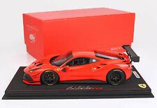 Ferrari 488 Challenge EVO 2020 Rosso Kessel 1/18 lim.ed. 06/16 P18186F1 BBR