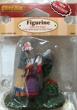 Lemax - Figurine - Christmas Village Accessory - Letters For Santa - Nib