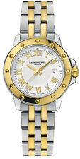 Raymond Weil Tango Two Tone Stainless Steel Watch 5399-STP-00308