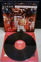 Queen – Live Magic Vinilo 30.5cm LP + Interior Emi 3519 1986