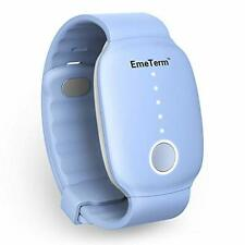 EmeTerm Motion Sickness Wristband - Blue