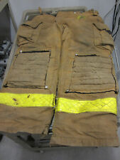 Size 41 X 31 Morning Pride Fire Fighter Turnout Pants Good