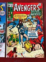 Avengers #83, FN+ 6.5, 1st Appearance Valkyrie; Black Widow, Scarlet Witch