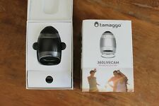 Tamaggo Model 10101 360LiveCam - 360 Camera with Live Stream Cam