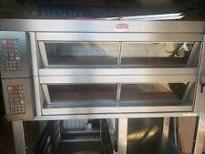 Baxter Ov450w Deck Oven Pizza Bread Oven Electric 2decks