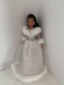 Mattel 2002 Winter's Reflection Barbie Special Edition Hispanic Teresa Doll