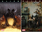 (2021) MARVEL COMICS ALIEN #8 Aspinall & Shavrin VARIANT COVER SET!