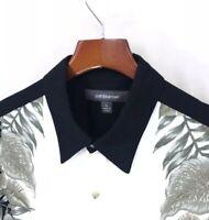 Croft & Barrow Men's Hawaiian Shirt 100% Rayon L
