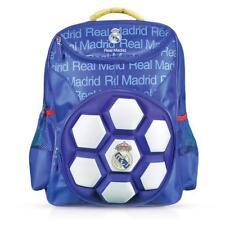 REAL MADRID BACKPACK - RAISED BALL