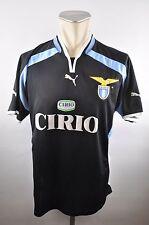 LAZIO ROMA MAGLIA taglia L Puma 2000-2001 MAGLIA S.S AWAY Cirio ITALY JERSEY