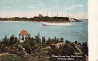 Postcard Ottawa House from Cape Casino Portland ME