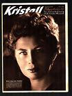 Kristall Nr. 3 1955 Soraya (Cover), Juliette Greco ( Nasenoperation)