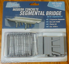 BLMA Models HO #4391 Mod Concrete Segmental Brdg Exp.