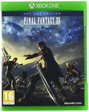 Xbox One Game Final Fantasy XV 15 Day 1 One Edition NEW