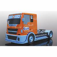 SCALEXTRIC Slot Car C4089 Gulf Racing Truck
