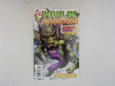 Hulk vs Fin Fang Foom #1 Marvel Comics 2008 VF-