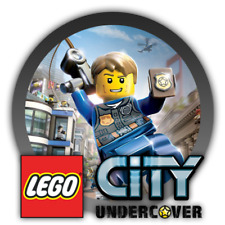 Lego City: Undercover PC [Steam Key] No Disc/Box, Region Free