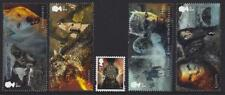 GREAT BRITAIN 2018 GAME OF THRONES 3RD ISSUE SET OF 5 UNMOUNTED MINT, MNH