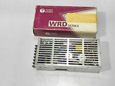 ETA ELECTRIC WRD12SX-U POWER SOURCE INPUT AC115/230V 2.1/1.2A 50/60HZ OUTPUT 12V