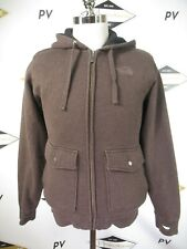 G2262 THE NORTH FACE Men's Full Zip Up With Thumb Holes Jacket Sz S